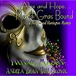 Mardi Gras Bound: When Fates Collide - A Morgan and Harrington Mystery | Andrea Dean Van Scoyoc,Yvonne Mason