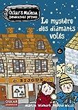 """Afficher """"Oskar & Malena détectives privés Le Mystère des diamants volés"""""""