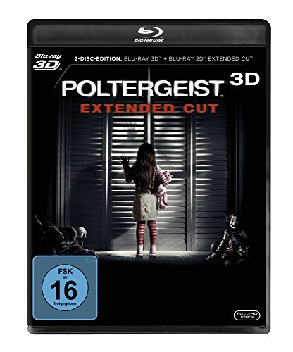 Poltergeist - Extended Cut (+ 2D-Version) [3D Blu-ray]