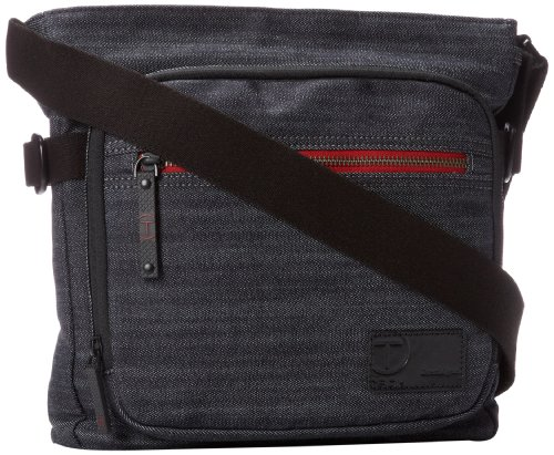 Tumi T-Tech By Icon King Top Zip Crossbody, Denim, One Size front-1060545