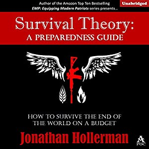 Survival Theory Audiobook