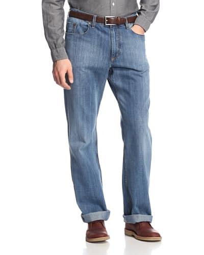 Robert Graham Men's Laguna Relaxed-Chill Jeans