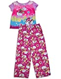 Komar Kids - Girls Short Sleeve Pajamas