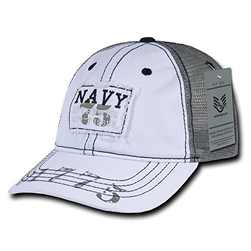 Rapiddominance Great Lake Vintage Caps, White (Great Seal Hat compare prices)