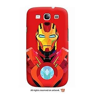 Real Iron Man Galaxy S3 case
