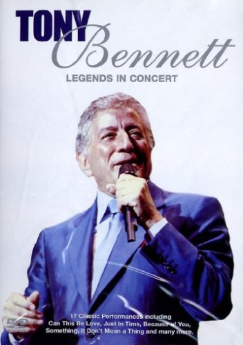 Tony Bennett - Legends in Concert [DVD]
