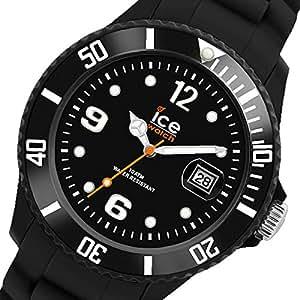 アイスウォッチ フォーエバー クオーツ ユニセックス 腕時計 SI.BK.U.S.09 ブラック[並行輸入品]