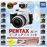 カプセル ペンタックス PENTAX K-r ミニチュアマスコット 全15種セット