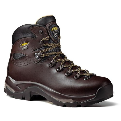 Asolo Mens TPS 520 GV Hiking Chestnut Man-Made Boot 9.5