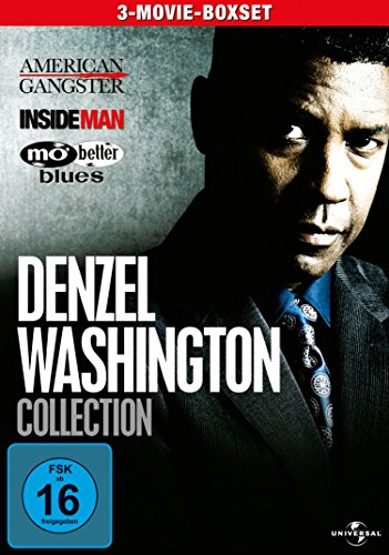 Denzel Washington Collection [3 DVDs]