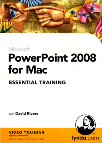 Powerpoint 2008 For MAC Essentials