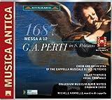 echange, troc  - Messe A 12, Sinfonia, Plaudite, Laudate Dominum