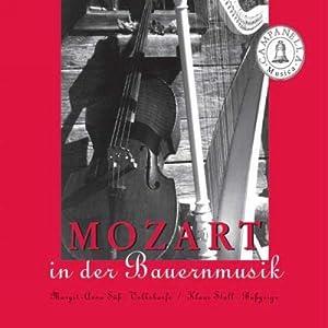 Mozart in Der Bauernmusik