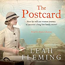 The Postcard (       UNABRIDGED) by Leah Fleming Narrated by Elaine Claxton