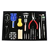 20 Piece Watch Repair Kit