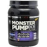 CytoSport Monster Pump Blue Raspberry -- 21.2 oz