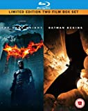 Image de Dark Knight/Batman Begins [Blu-ray]