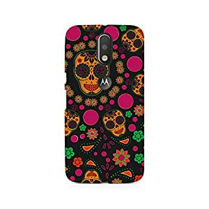 RAYITE Crazy Abstract Skull Premium Printed Mobile Back Case For Moto G4/G4 Plus Moto G plus 4th Gen,Moto G Plus 4th Generation,Moto G Plus 4th Gen (black,32 Gb),Moto G plus 4th Gen (White,32 Gb),Moto G Plus 4th Gen (Black,16 Gb),Moto G Plus 4th Gen (White,16 Gb),Moto G Plus 4th Gen Back Cover,Moto G Plus 4th Gen Cover