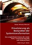 Privatisierung als Bestandteil der Sy...