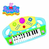 Peppa Pig Musical Piano Organ Keyboard Toy