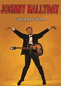 Johnny Hallyday (dvd) L'idole des Jeunes