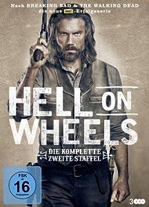 Hell on Wheels - Die komplette zweite Staffel [3 DVDs]