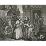 A Harlot's Progress, by William Hogarth (V&A Custom Print)
