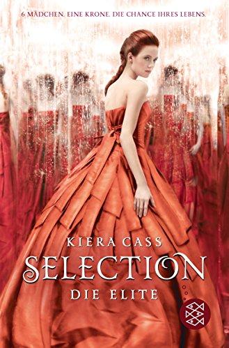 Buchseite und Rezensionen zu 'Selection - Die Elite' von Kiera Cass