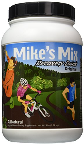 Mike's Mix Recovery Drink - 4lbs Original flavor