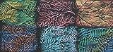 Artists Paintstiks Rubbing Plates 6/Pkg.-Leaves