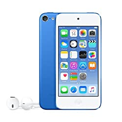 Apple Touch 16GB 6th Generation iPod - Blue