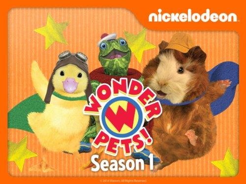 Wonder Pets Season 1 - 1