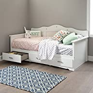 South Shore 39″ Tiara Daybed with Sto…
