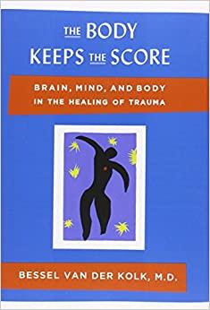 Cover of book The Body Keeps the Score