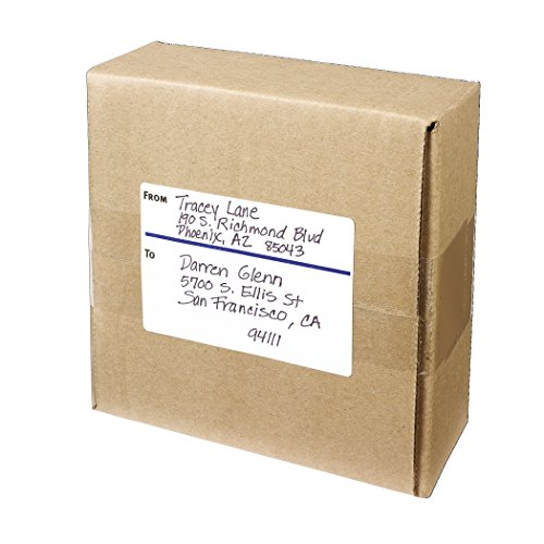Avery To/From Shipping Label Pad 40 Labels (45280)