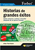 img - for Historias de grandes  xitos (Spanish Edition) book / textbook / text book