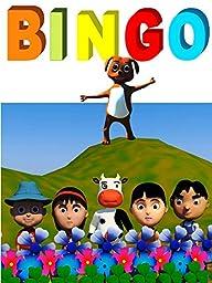 BINGO Song And Many More Nursery Rhymes   Preschool Kids Songs