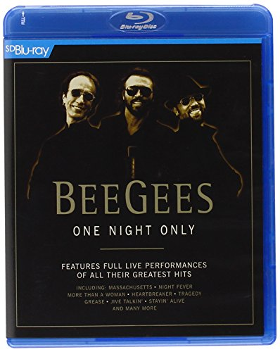Blu-ray : Bee Gees - Bee Gees: One Night Only (Blu-ray)