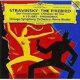 Stravinsky - The Firebird, 4 Etudes, Fireworks