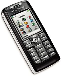 SONY ERICSSON T630 BLACK & SILVER REFURBISED Unlocked (GSM 900 / 1800 /1900)