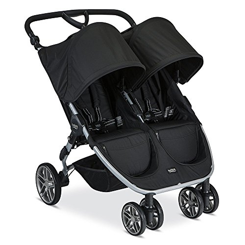 Great Features Of Britax 2016 B-Agile Double Stroller, Black