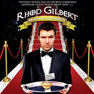 Rhod Gilbert and The Award Winning Mince Pie Audiobook