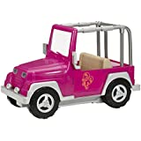 Our Generation My Way and Highway 4x4 for 18-Inch Dolls, Fuchsia