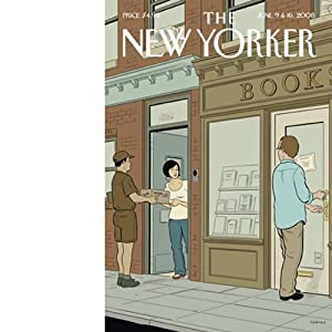 The New Yorker, June 9 & 16, 2008: Part 2 (Tobias Wolff, Edwidge Danticat, George Saunders) | [The New Yorker]