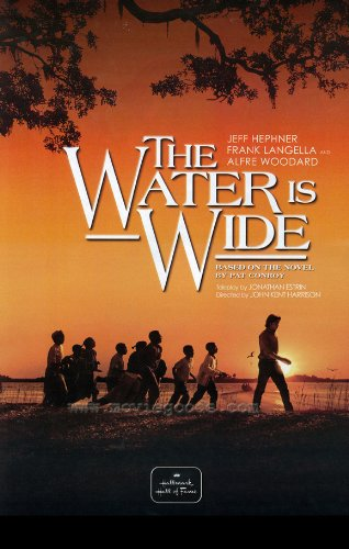 The Water Is Wide Movie Poster (11 x 17 Inches - 28cm x 44cm) (2006) Style B -(Alfre Woodard)(Jeff Hephner)(James Murtaugh)(Terry Nienhuis)(Halle Brown)(Frank Langella)