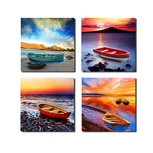 GF216Canvas-Print-Stretched-and-Framed-4-Panels-Canvas-Art-The-Extensive-Modern-Canvas-Wall-Art-for-Home-Decoration