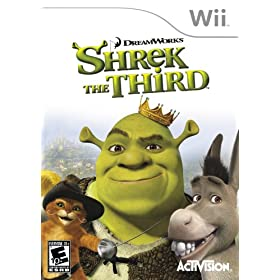 Amazon - Shrek the Third for Wii - $9.99
