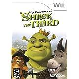 Shrek The Third - Nintendo Wii ~ Activision Inc.