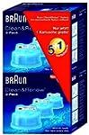 Braun Clean&Renew CCR5+1 Reinigungska...