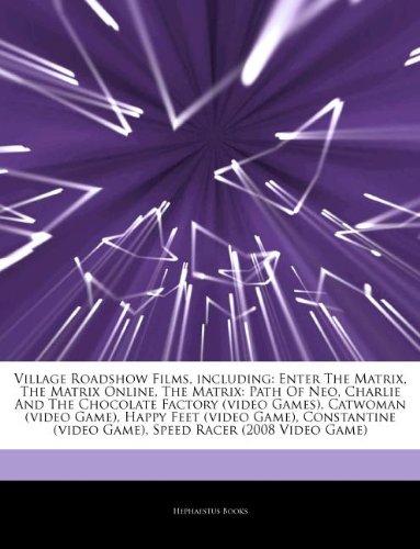 articles-on-village-roadshow-films-including-enter-the-matrix-the-matrix-online-the-matrix-path-of-n